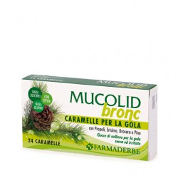 CARAMELLE MUCOLID BRONC